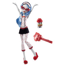 Ghoulia Yelps Dead Tired Monster High Mattel 2011