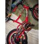 Bicicleta Marca Veloci Rodada 16
