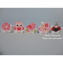 Forma Para Doce Jardim Encantado / Floral 50 Unidades