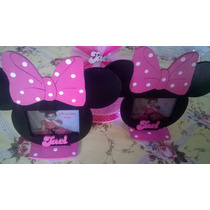 Portaretratos Para Cumpleaños..souvenirs Minnie