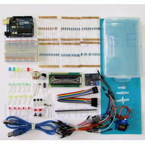 Arduino Uno Kit Starter Básico, Gratis Envío