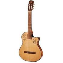 La Alpujarra Mod. 300 Kec Guitarra Electrocriolla C/funda