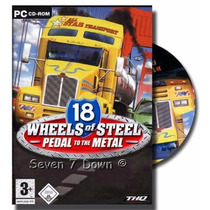 18 Wheels Pedal To The Metal - Simuladorde Caminhão