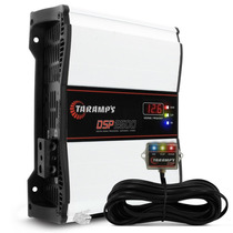 Taramps Módulo Amplificador Dsp2500 2500w Rms 1 Ohm Som