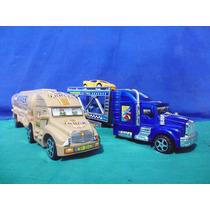 Camion Gandola Cars Juguete