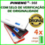 Bateria Externa Original Power Bank Pineng 10000mah Lanterna