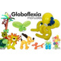 Manual Aprende Decoración Figuras Con Globlos + Videos Pdf