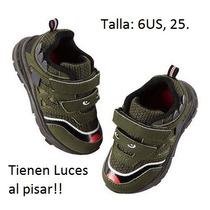 Zapatos Con Luces Carter