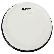 Pad Bateria Eletronica Snare Branco 10 Dual Zone Xpro