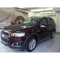 Chevrolet Captiva Ls - Lt - Ltz - 4x2 / 4x4 A/t - M/t - 0km
