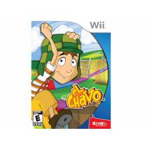 El Chavo Nintendo Wii En Español Nuevo Sellado Original Mdn