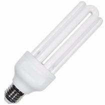Lâmpada Compacta 25w 127v E27 Branca Quente 2700k Reta