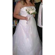 Vestido De Novia Casa Blanca Talla 46