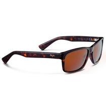 H291-10 Lente Maui Jim Mcgregor Point Carey/hcl Bronze
