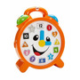 Fisher Price Reloj Aprende A Contar Juguetes Musicales Bebe