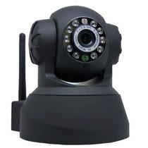 Câmera Ip Wireless Pan Tilt Controle Pela Internet