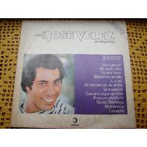 El Album De Jose Velez En Argentina - Lp Vinilo