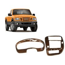 Kit Painel Madeira Ford Ranger 96/2011