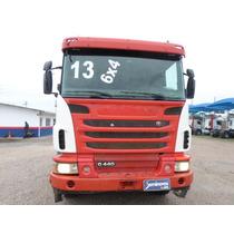 Scania G440 6x4 2013/2013 Jsl S/a