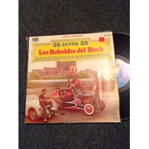 Disco Lp Banda Los Rebeldes Del Rock Envio Gratis