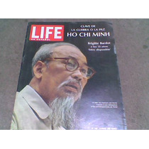 Revista Life En Español Año 1968 Ho Chi Minh