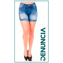 Short Jeans Denuncia