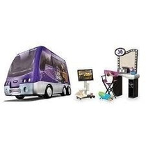 Justin Bieber Autobus Incluye Dos Sets Y Muñeco Con Esmokin!