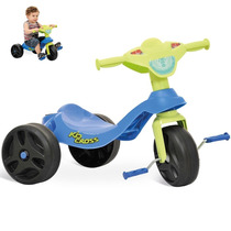 Triciclo Infantil Carrinho Passeio Velocípede Infantil Bike