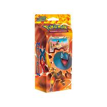 Pokémon Starter Deck Trovão Reluzente Heliolisk Xy 2 Flash