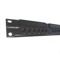 Patch Panel De Parcheo Cat 6 24p Commscope 760180042