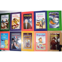 Paquete 10 Libros Los Mejores Cuentos Para Niños 1