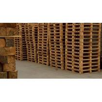 Tarima De Madera Nueva Uso Industrial Para Exportar