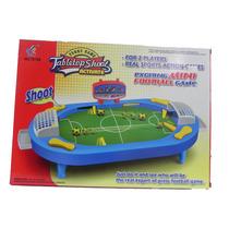 Juego De Mesa Mini Futbol Game Futbolito De Mesa