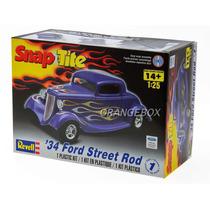 Kit Para Montagem Ford Street Rod 1934 1:25 Revell Rev851943