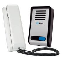 Interfone Hdl F8s Az Com Porteiro Eletronico