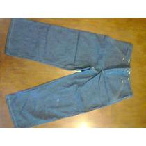 Pantalón Jeans Azul Clásico Niño Temporada Primavera Verano