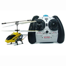 Helicóptero Modelo S107 3ch Mini Controle Remoto Syma