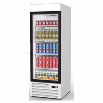 Asber Armd-23 Refrigerador 1 Puerta Cristal 23 Comercial