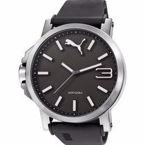 Puma Ultrasize Silver 50mm Pu102941006 Relojes Diego Vez