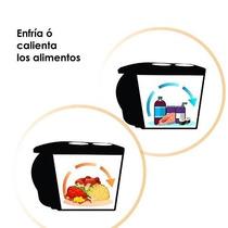 Mini Refrigerador Hielera Frigobar Portatil P/auto Bebidas A