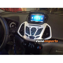 Central Multimidia M1 Ford Nova Ecosport 2013 2014 2015 2016