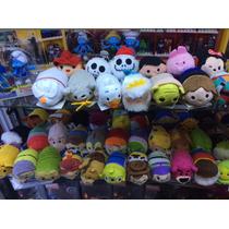 Peluche Tsum Tsum Mini 100% Original De Disney Store