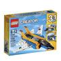 Lego Creator Avion Supersonico 31042