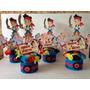 Centro De Mesa Para Fiesta Infantiles Jake Pirata