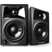 M-audio Studiophile Av-32 Monitores D Estudio Dj Profesional