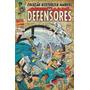 Coleção Histórica Marvel Os Defensores Completa Estojo