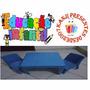 Mesinha Infantil Azul Com 2 Cadeiras Cadeirinha Mesa