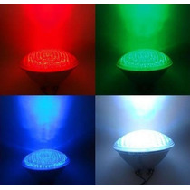 Foco Led Albeca Rgb Lampara Alberca Led Colores Par 56