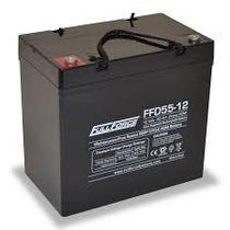 Bateria Agm 55ah 12v Libre Mantenimiento Descarga Profunda.