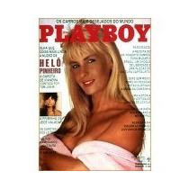 Revista Playboy Helo Pinheiro 142 Mai 1987